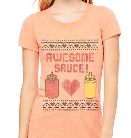 Picture of Awesome Sauce - Womens