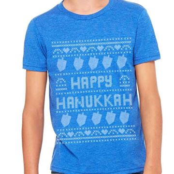 Picture of Happy Hanukkah - Youth