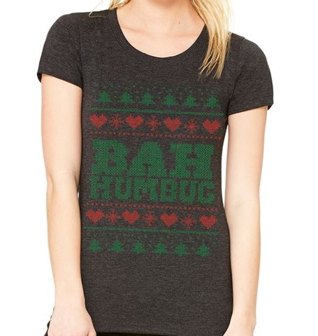 Picture of BAH HUMBUG - Womens
