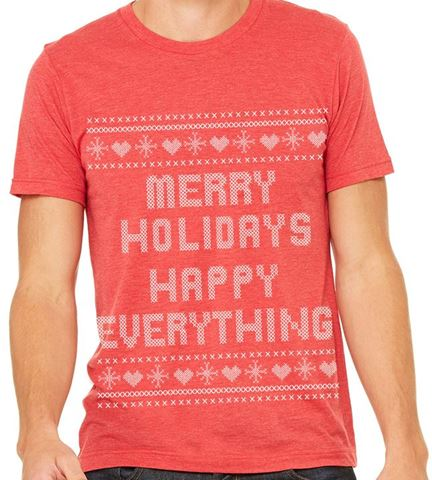 Picture of Merry Holidays, Happy Everything