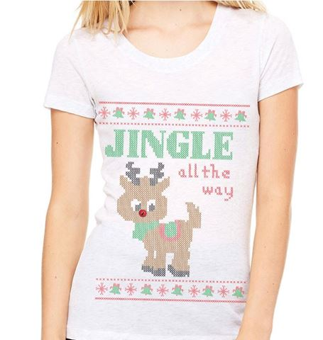 Picture of Jingle All the Way - Womens