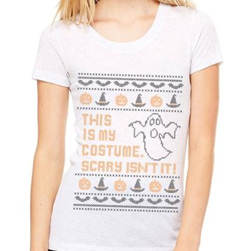 Picture of This Is My Costume - Halloween - Womens